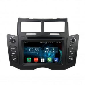 navigatie dedicata Toyota Yaris 2005-2011 cu android