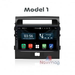Navigatie dedicata cu Android fara DVD Toyota Land Cruiser 200 2007-2015 craiova