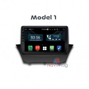 Ford Fiesta 2009 2010 2011 2012 2013 2014 - Navigatie dedicata cu Android fara DVD deva