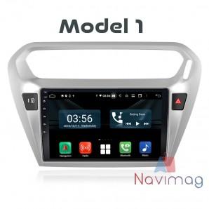 Navigatie dedicata Peugeot 301 2013-2016 cu android si gps craiova