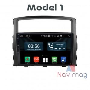 Navigatie dedicata cu Android Full Touch Mitsubishi Pajero 2006 2007 2008 2009 2010 2011 2012 BAIA mare