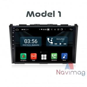 Navigatie dedicata cu Android CarPad Honda CR-V 2006 2007 2008 2009 2010 2011 sibiu