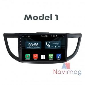 Navigatie dedicata cu Android CarPad Honda CR-V 2012 2013 2014 2015 2016 bucuresti