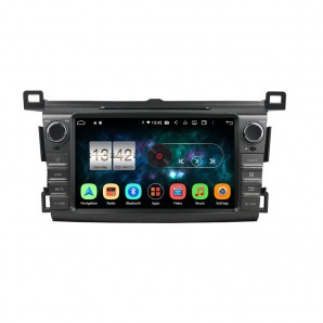 Navigatie dedicata Toyota RAV4 2013 2014 2015 2016 2017 2018 cu Android braila