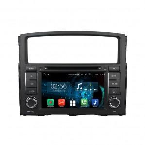 Mitsubishi Pajero 2006 2007 2008 2009 2010 2011 2012 2013 2014 2015 - Navigatie dedicata cu Android
