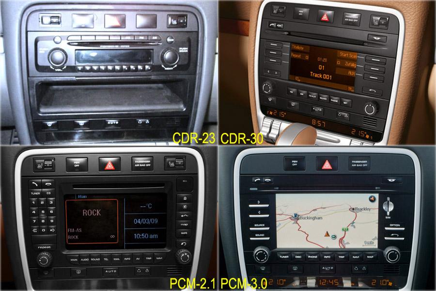 compatibilitate navigatie porsche cayenne 2003 2004 2005 2006 2007 2008 2009 2010